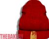 Red/Gld LastKings Beanie