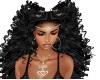 LIZ BLACK HAIR