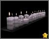 C2u Rose Cream Candles 2