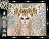 (MI) Gold  Headdress