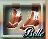 {BB}Frill white Sandal