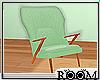 !R  Zen  Green Chair