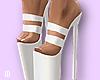 Bimbo Heels V1 White