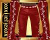 [L] CHRISTMAS 20 Pants M