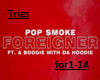 Pop Smoke-Foreigner