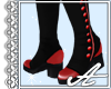 S.Claire Spat Boots~Blac