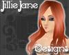 {JJ} Silky Hair Red