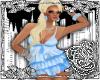 {E}Ice Blue Babydoll