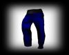 M blue