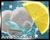 AM:: Tea bags & Lemon