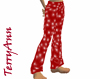 Holiday Red Snowdrop Hugz