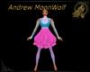MW Balloon Dress