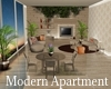Modern Apartment {Deco}