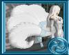+6 tails kitsune blanc+