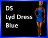 DS Lyd dress blue