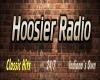 Hoosier radio Banner