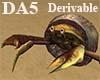 (A) Pirate Crab