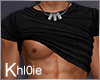 K ken black t shirt