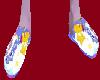 Female Carebear Slippers