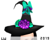 [LW]Girl Witch Hat
