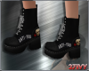 IV. Bling & Patch Boots