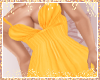 [c] Yellow Draped Gown