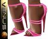 ~V~Lovia Heels Pink