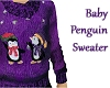 Baby Penguin Sweater