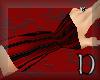 Red & Black gloves