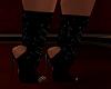FG~ Sexy Black glitter