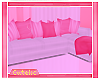 ✧˚₊CandyCot Couch