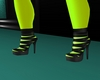 [KR] Club Lime Boots