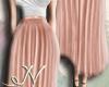 N. Peach Vintage Skirt