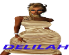 (BD) Pristine Gold Dress