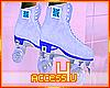 ! Agua Roller Skates