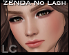 LC Zenda Head No Lashes