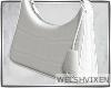 WV: Basic White Bag