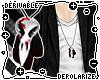 o|BirdSkull Necklace M