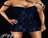 PHV Blue Lace Dress