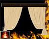 HF Tahari Curtains