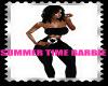 SUMMEER TIME BARBIE BLK/