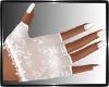 Laci White Gloves