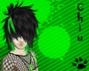 *Black/Green Jess*