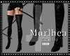 [MLA] Boots leather