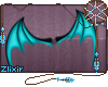 [Zlix]NeonBlue DemonWing