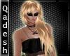 !Q! Lajasia Wild Blond