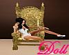 [Doll] Golden Throne