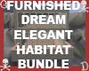 Furnished Habitat Bundle