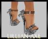[la] Lacey shimmer shoes