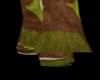 Green Retro Plats
